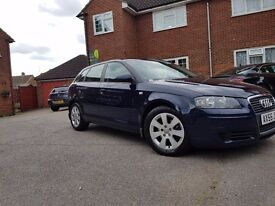 2006 Audi A3 Sportback 1.9TDI OPEN TO OFFERS