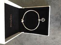 Pandora bracelet 22cm