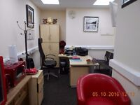 To rent, recently refurbished & furnished office in BD1 (176sqft). Includes ALL bills & free Wi-Fi.