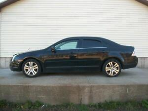 2006 Ford Fusion SEL 4 DOOR AUTOMATIC
