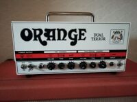 Orange dual terror amp head and ppc 2x12 cab