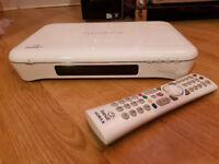 Humax 1010s Freesat Recorder 1000GB (1TB) Twin Tuner Wifi, Netflix, Catch up, Apps