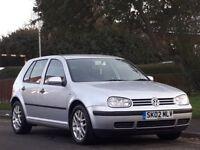 Volkswagen Golf 1.9 TDI PD SE 5dr£899 p/x welcome DIESEL,4 OWNER,EXCELLENT DRIVE