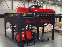 Torchmate CNC 4X4 Plasma/Router combination