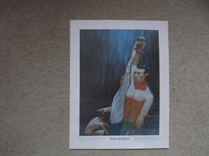 FS: 1972 The Prudential Collection Jimmy McLarnin Print