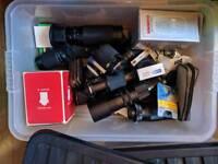 Old camera equipment