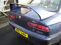 lovely Alfa Romeo with no real issues drives great. Full year MOT