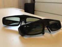 Panasonic 3D Active Glasses