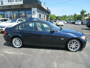 2006 BMW Série 3 325xi (AWD, Sunroof, Beige Leather) Gatineau Ottawa / Gatineau Area image 2