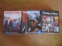 Family of Man Magazines Complete set
