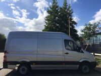 2009 (59 PLATE) MERCEDES SPRINTER 313 CDI MWB. BRILLIANT DRIVE.1 OWNER.SERVICE.LOW MILES.EURO 5.