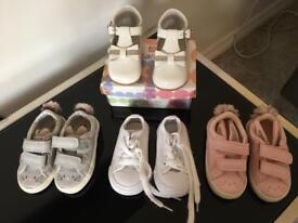 Infant Size 3 Shoe Bundle
