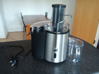 """Andrew James Power Juicer and """"The Big Book of Juices and Smoothies"""""""