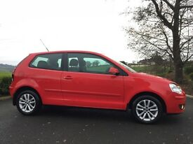 **VW POLO 1.4 TDI S,LOW MILES,FVWSH,EXCELLENT CONDITION**