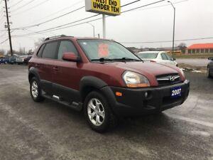 2009 Hyundai Tucson GL at