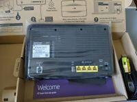 BT Smart Hub WiFi router