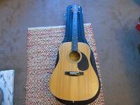 Tanglewood Dreadnought Electro Acoustic Guitar TW28SN-E