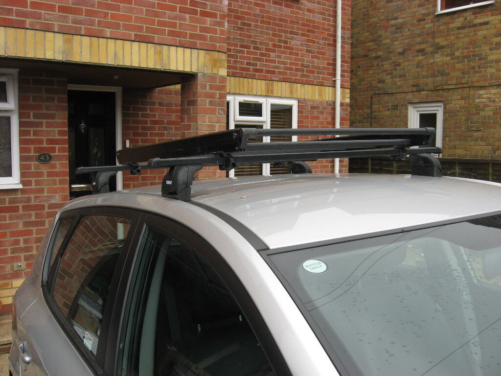 Thule Roof Bars and Luggage Rack for Kia Ceed