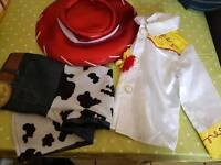 Jessie cowgirl outfit/ dress up- 18-24m