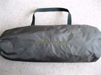 NASH TACKLE OVERWRAP FOR SHELTER GROUNDHOG BROLLY WINTER SKIN