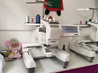 Brother PR620 Embroidery Machine