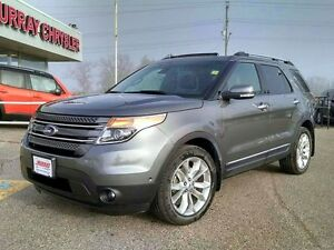 2014 Ford Explorer Limited 4WD 7 Passenger Option *Selec-Terrain
