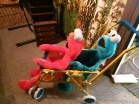 Child's push chair