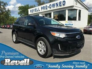 2013 Ford Edge SEL...Ford credit lease return, Ecoboost, Nav, Po