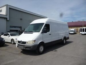 2003 Mercedes-Benz Sprinter ALLONGER