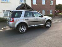 Land Rover free lander HSE