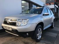 Dacia Duster 1.5 dCi Laureate 5dr FULL SERVICE HISTORY