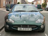 """++(FOR SALE)++ £8000 JAGUAR XKR 4.2 SUPERCHARGE.11 MONTHS MOT.ONLY 3 FORMER KEEPERS. 20""""BBS ALLOYS"""
