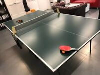 Free Table Tennis Table For Collection