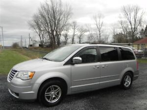 2008 Chrysler Town & Country Touring, Bluetooth