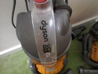 Dyson D24 ball hoover. Needs small repair. Hardly used.