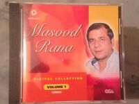 MASUD RANA & NOOR JEHAN CD COLLECTION SET - Film Soundtrack/ Bollywood Music