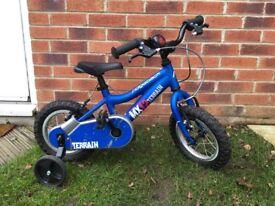 RX12 ridgeback terrain, 12 inch bike, excellent condition