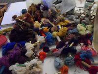 Tasestry wool