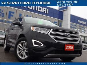 2015 Ford Edge SEL | ALL WHEEL DRIVE | NO ACCIDENTS | REAR CAMER