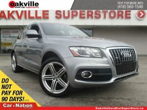 2010 Audi Q5 3.2 S LINE | LEATHER | PANO ROOF | NAVI | B/U CAM