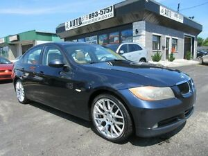 2006 BMW Série 3 325xi (AWD, Sunroof, Beige Leather) Gatineau Ottawa / Gatineau Area image 1