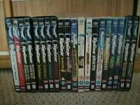 Top Gear DVD collection