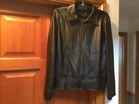 Ladies Jacket, Size 14, Colour Black