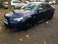 BMW 525D M SPORT 2.5 2004 54 Plate 5 series Low miles Full service