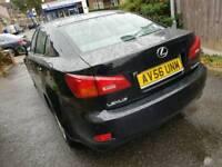 Lexus IS220 D 2007 low mileage 103k Long MOT part exchange welcome SatNav reverse Camera