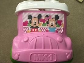 Disney Mickey Mouse shape sorting toy