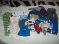 Bundle of Children Clothes Ages 1-2