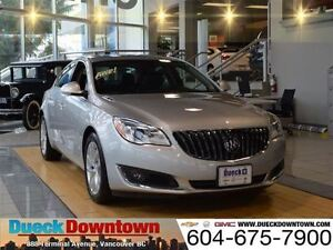 2016 Buick Regal AWD -  Nav