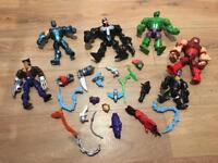 Marvel super hero mashers including rare ghost riders can post