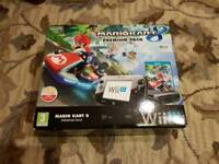 Nintendo Wii u with 7 Games and more